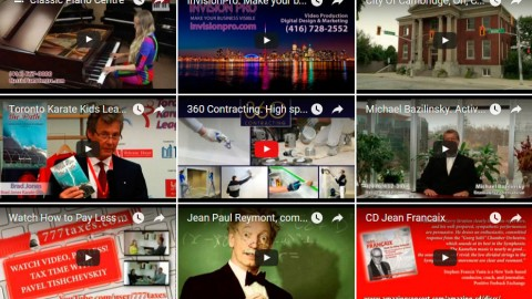 Portfolio:<br />Business Video