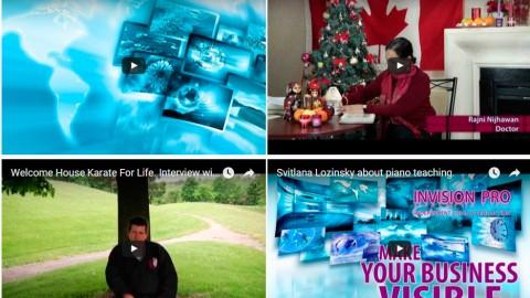Portfolio: Video on Demand