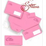 SuperMama-BrandingCorporateID